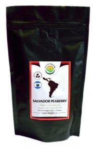 Káva - Salvador Peaberry 250 g