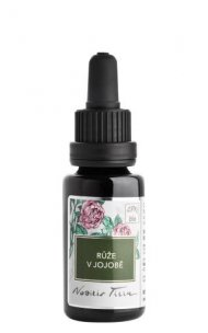 Růže v jojobovém oleji 20 ml