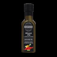 Olivovy olej s chilli - extra silný 100 ml