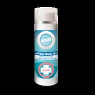 Antibakteriální gel na ruce - Hedvábí 50 ml
