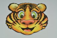 Dětské vinylové prostírání (28.5cm) - Tygr