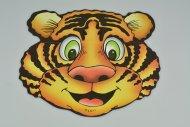 Gyermekek vinil placemats (28,5 cm) - tigris