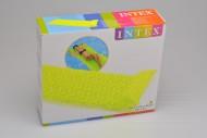 Nafukovací lehátko INTEX - Reflexně zelené (229x86cm)