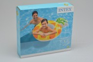 Nafukovací kruh INTEX - Ananas (117cm)