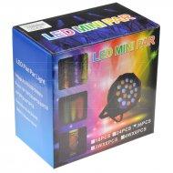 LED mini Par disko světlo - 36LED
