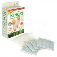 Detoxikační náplasti na chodidla - 10ks
