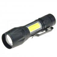 Multifunkční baterka se zoomem - 515