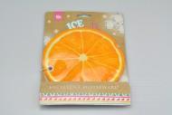 Kulatý chladící pytlíček (16cm) - Pomeranč