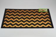 Bytová rohožka PERFECT HOME 40x60cm - Zmijový vzor