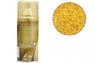 Třpytky ve spreji (150ml) - Zlaté