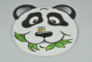 Dětské vinylové prostírání (28.5cm) - Panda