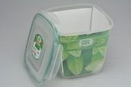 Plastový box se silikonovým těsněním PLAST ART 3,6l (17,5x19x19cm)