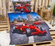 3D povlečení BedStyle 140x200 + 70x90 - Formule