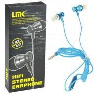 Hifi stereo sluchátka - LMK-059 - modrá