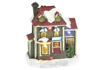 Vánoční scéna - Gift Shop