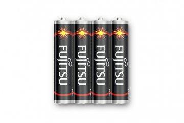 Zinková baterie Fujitsu AAA R03 - 4ks