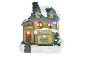 Vánoční scéna - Candy Shop