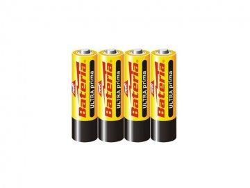 Baterie BATERIA 4ks - 1,5V AA (R09)