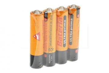 Baterie BATERIA 4ks - 1,5V AAA (R03)