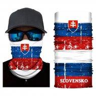 Multifunkčná šatka Slovensko c2