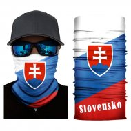 Multifunkčná šatka Slovensko c1