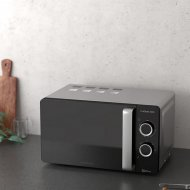 Mikrovlnnou Troubu Cecotec ProClean 3050 20 L 700W Stříbřitý Černý