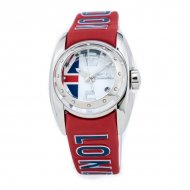 Unisex hodinky Chronotech CT7704B-24 (38 mm)
