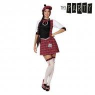 Kostým pro dospělé Skotka - XS/S