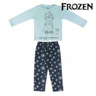 Pyžamo Dětské Frozen 74741 Tyrkysová Námořnický modrý - 2 roky