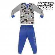 Pyžamo Dětské Mickey Mouse 72292 Modrý - 3 roky