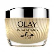 Hydratační krém proti stárnutí Whip Total Effects Olay (50 ml)