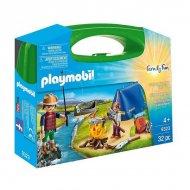 Playset Family Fun Camping Playmobil 9323 (32 pcs)