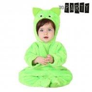 Kostým pro miminka Kioděti Zelená - 12–24 měsíců