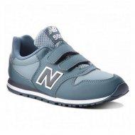 Dětské vycházkové boty New Balance KV500GUY Modrý - 31