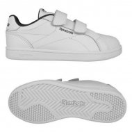 Dětské vycházkové boty Reebok Royal Complete Clean - Bílý, 31