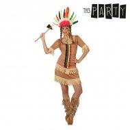 Kostým pro dospělé Indiánka - XS/S