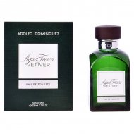 Men's Perfume Agua Fresca Vetiver Adolfo Dominguez EDT - 120 ml