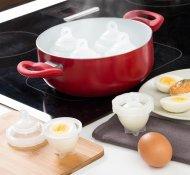 Set na Vaření Vajec InnovaGoods (7 kusů)