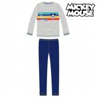 Pyžamo Dětské Mickey Mouse 74170 Šedý - 4 roky