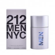 Pánský parfém 212 Nyc Men Carolina Herrera EDT (50 ml)