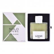 Pánský parfém Solo Loewe Origami Loewe EDT - 100 ml