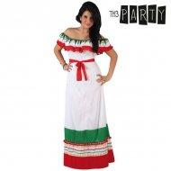 Kostým pro dospělé Th3 Party Mexičanka - XL