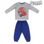Pyžamo Dětské Spiderman 74171 Šedý - 2 roky