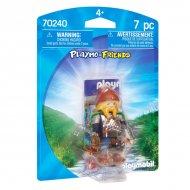 Playset Friends Playmobil 70240 (7 pcs)