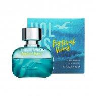 Pánský parfém Festival Vibes Hollister EDT (50 ml)