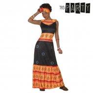 Kostým pro dospělé Afričanka (2 Pcs) - XS/S