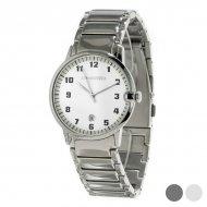Unisex hodinky Chronotech CT7325M - Bílý
