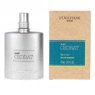 Pánský parfém Cap Cedrat L'occitane DDT (75 ml)