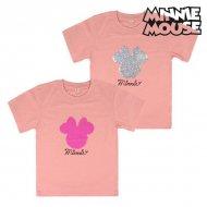 Děstké Tričko s krátkým rukávem Minnie Mouse 73716 - 7 roků