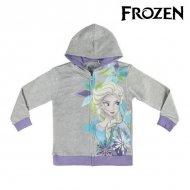 Dětská mikina s kapucí Frozen 72318 Šedý - 7 roků